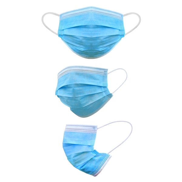 Type 2R (packed in 50) Masks 3 layer Surgical Masks